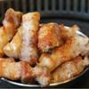 塩わさびで食べる熟成サムギョプサル@화포식당