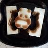 通販可能に<東京駅>かわいいパンダの型抜きお菓子 まめやのパンダバウム
