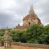 ミャンマー旅行記 2017 (4) バガン遺跡 2