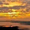 弥高山から見る雲海~中国山地にひろがる雲海のパノラマ風景~