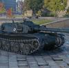 【WOT】 Tier 8 フランス 課金中戦車 Bat.-Châtillon Bourrasque 車輌性能と弱点