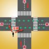 交差点で命を守るために映像から学んでください