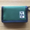 CHUMSの三つ折り財布が最高!|長財布の終焉