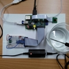 Raspberry Pi + MMA (9): Measuring the cooling of hot water using Vernier and LM73 sensor