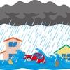 自然の近くは災害も!大雨による避難勧告や生活排水抑制!防災・減災を強く意識しました