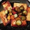 6/18 カンタン酢はとってもサッパリ仕上がります!お箸が止まらない美味しいテリヤキ豆腐!