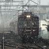 鉄道の日常風景151…過去20160301雪の阪急京都線乗車記