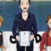 【ユーリ!!! on ICE】第5話「顔まっ赤!!初戦だョ!中四国九州選手権大会」感想/魔性のカツ丼になった勇利、憧れる後輩の南くん