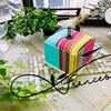 【お知らせ】9月・Monthlyレッスン・~ 綿入り蓋つきのBox ~ Mサイズ・カラフルストライプ生地