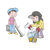 令和2年 富士見川公園清掃