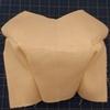 自作の型紙からワンピを縫う①