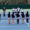 鹿児島県高校総体テニス!