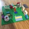 レゴ記 犬と猫のオリ