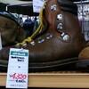 思い入れ たっぷりの重登山靴ゲット