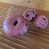 紫ベーグル