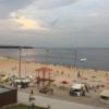 【※海じゃないです】アマゾン川にビーチがあったので海だと思った話。【ブラジル旅行記】【マナウス編】