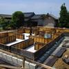 鉾田市新築工事 基礎工事