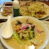 長崎チャンポンと皿うどん