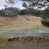 近江ヒルズゴルフ倶楽部の練習場はこんなんです。