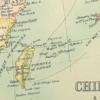 1890年英国の地図 尖閣諸島(Tiayusu Hoapin)を宮古島諸島(Majico Sima Is)としている