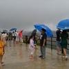 雨の多い乾季?