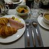 フランス旅行(2日目)①スクリーブの朝食