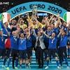 今年の欧州選手権がついに幕を閉じた