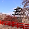 空から日本を見てみよう ― 弘前市 ―