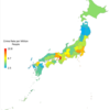 Crime Rate by Prefecture in Japan, 2018