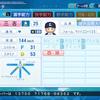 パワプロ2021 BC滋賀 投手詰め合わせ③ パワナンバー
