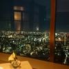 地上40階のレストランの話。