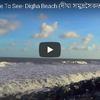 ベンガル湾沿いのリゾート ディアビーチを訪ねる旅