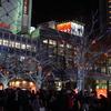 2017/12/01 イルミネーション巡り (渋谷、恵比寿、水道橋、新宿)