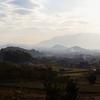 奈良盆地/東西15㎞南北30㎞の別天地。6000年前の縄文時代前期は巨大な淡水湖でした。