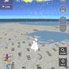 3D表示でゲリラ豪雨にも対応「3D雨雲ウオッチ」