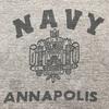 371 ビンテージ US NAVY Tシャツ 70's 80's