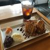 Café 晴蔵で浅草フレンチトースト(浅草)