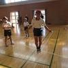 4年生:体育 なわとび