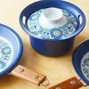 北欧食器/キッチン用品|ヴィンテージ「フィッギオ スキレット&キャセロールノルウェー製」
