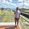 パナマ運河から中米縦断始めます!