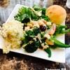 【北区】Cafe Natura。ランチは美味しい野菜のサラダバーが嬉しい。