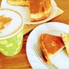 寒くて外に出たくない日のフライパンで即席バナナチーズケーキ
