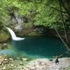 アルバニア Theth国立公園にある超秘境 第二のブルーアイへ行って見た