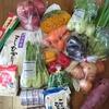【防災】関東台風19号直撃の為、万が一に備えて、買った食料品。パン類と水は、でかいスーパーでもほぼ完売...。