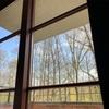 窓からの景色は綺麗だが