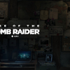 Xbox One 版「ライズ オブ ザ トゥームレイダー 20周年記念パック」を、プレイしました。