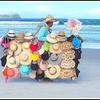 地球(日本)🌎の真裏:南半球のブラジルは、今は真夏の真っ只中...なんだけど...🏝