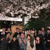 Opt Technologies Alumni花見を開催しました!