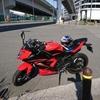 バイクとおっちゃんと私