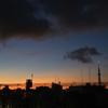 🌞今日の早朝の朝焼け😙